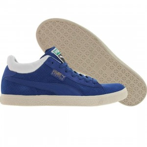 Puma Stepper Breakpoint (olympian blue perf / white)