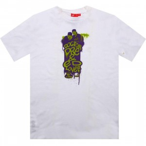 Puma Doctor Dre And Ed Lover Tee (white)