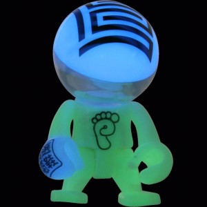 PYS.com Glow In The Dark Trexi (off white) - PYS.com Exclusive