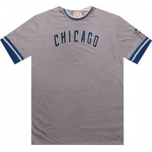 Red Jacket Chicago Cubs Remote Control Tee (grey)