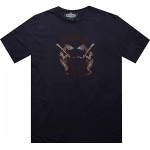 Red Jacket Chicago Cubs Brass Tacks Tee (navy)