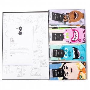 Stance x Pixar Men Pixar Pete Doctor Box Socks (multi)