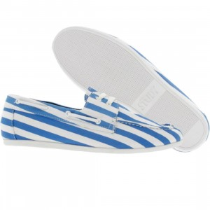 Study The Dock (blue / white)