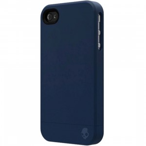 Skullcandy iPhone 4 And 4S Division Dockable Case (blue)