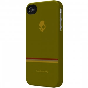Skullcandy iPhone 4 And 4S Trace Low Profile Case (green)
