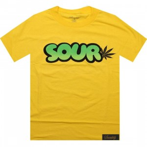 Sneaktip Sour Tee - 420 Pack (yellow)