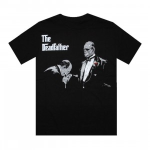 SSUR The Deadfather Tee (black)