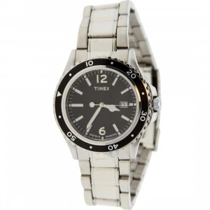Timex Classic Watch (silver / black)