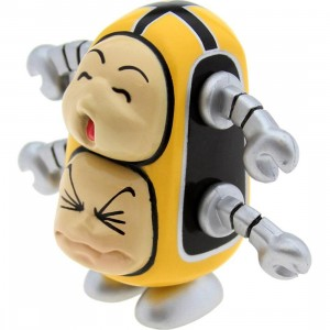 The Galaxy Bunch Doubleheader 3 Inch Figure - Virus Project (yellow)