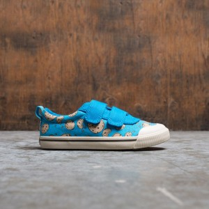 TOMS x Sesame Street Little Kids Doheny - Cookie Monster (blue)
