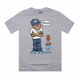 UNDRCRWN PickYourShoes.Com Exclusive - MVPenny Tee (heather grey)