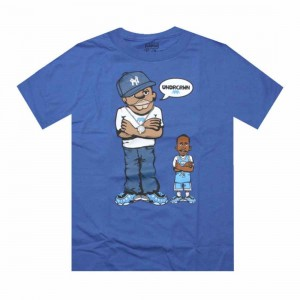 UNDRCRWN PickYourShoes.Com Exclusive - MVPenny Tee (royal blue)