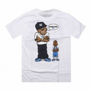 UNDRCRWN PickYourShoes.Com Exclusive - MVPenny Tee (white)