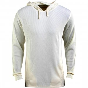 Unyforme Allery Thermal Hoody (white / off white)