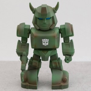 BAIT x Transformers x Switch Collectibles Bumblebee 4.5 Inch Figure - Camo Edition