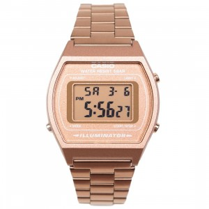 Casio Watches B640WC-5AVT (gold / rose gold)
