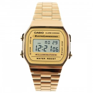 Casio Watches A168WG-9VT (gold)