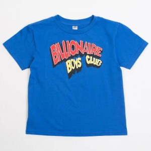 Billionaire Boys Club Youth Toons Tee (blue / royal)
