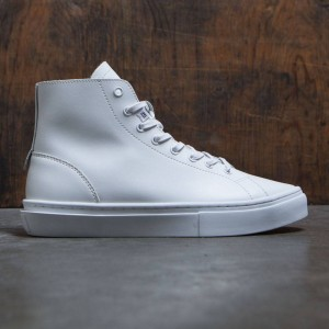 Clear Weather Men Sierks LX Leather (white)