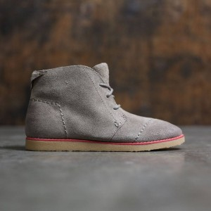 TOMS Women Mateo Chukka Boots (brown / taupe suede)