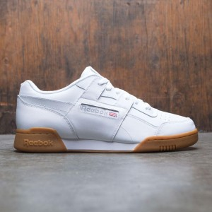 Reebok Men Workout Plus (white   carbon   classic red   reebok royal   gum d99f0152b